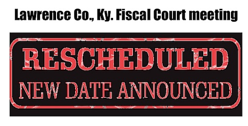 january fiscal court meeting is rescheduled to jan 23