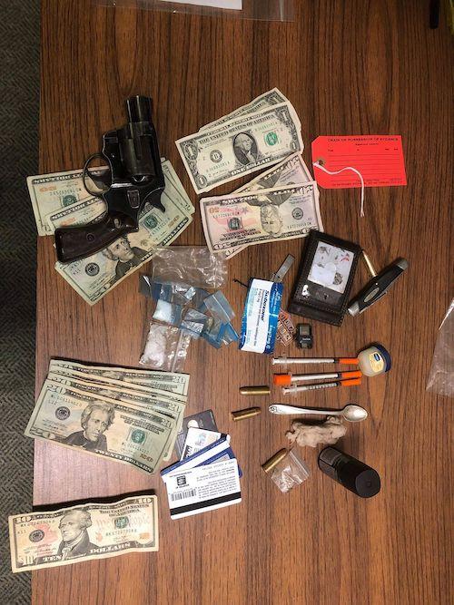 Constable Makes Large Drug Arrest In Blaine Thelevisalazer Com The Levisa Lazer