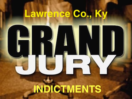 LAWRENCE GRAND JURY RETURNS 16 MORE INDICTMENTS IN APRIL