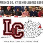 Lawrence County BOE press release